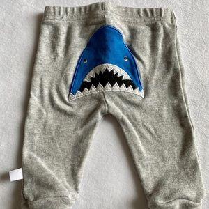 Rosie Pope Shark Baby Pants